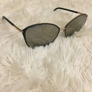 TOM FORD mirrored sunglasses